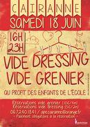 Vide grenier-Brocante-Vide Dressing
