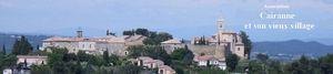 Cairanne et son vieux village