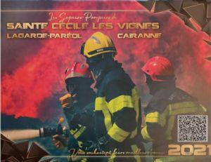 Calendriers 2021 des Sapeurs Pompiers